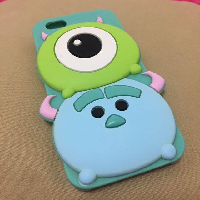 Iphone 6 Rubber Case Monster Univ