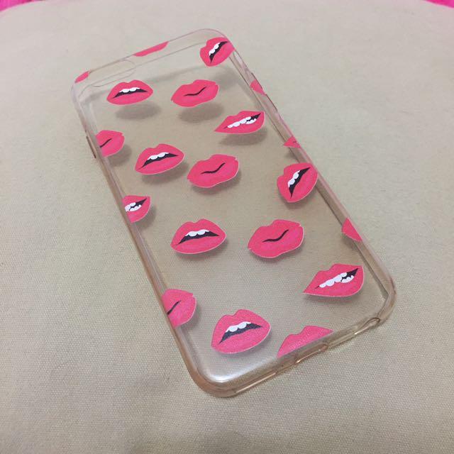 Iphone 6 Smooch Case