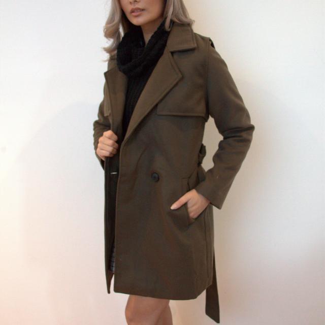 Khaki Jacket!! New Size M