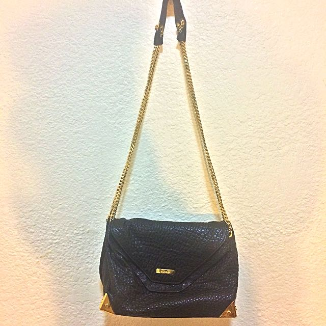 Kookai Leather Handbag
