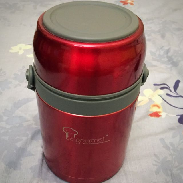 La Gourmet Thermal Food Container