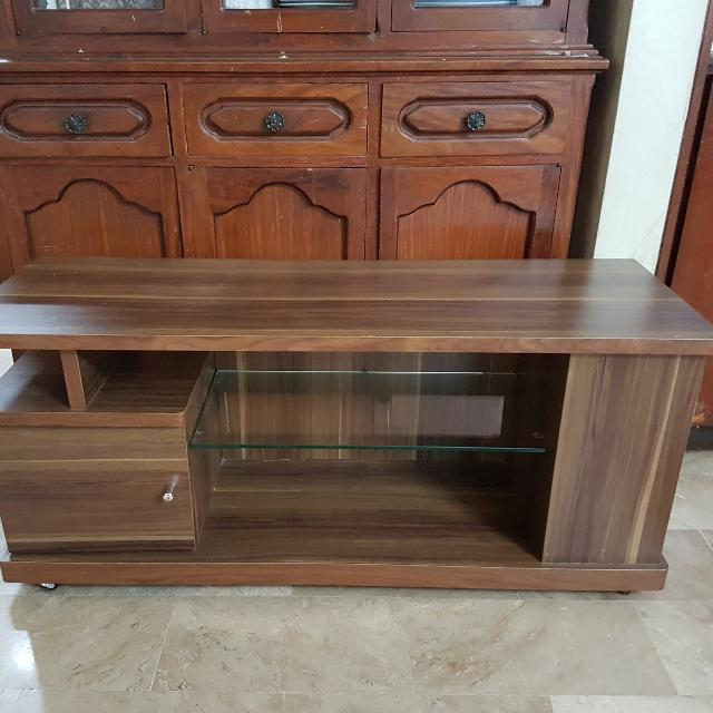 Laminated Wood Table