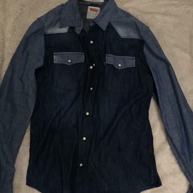 Levis Shirt Modern Fit