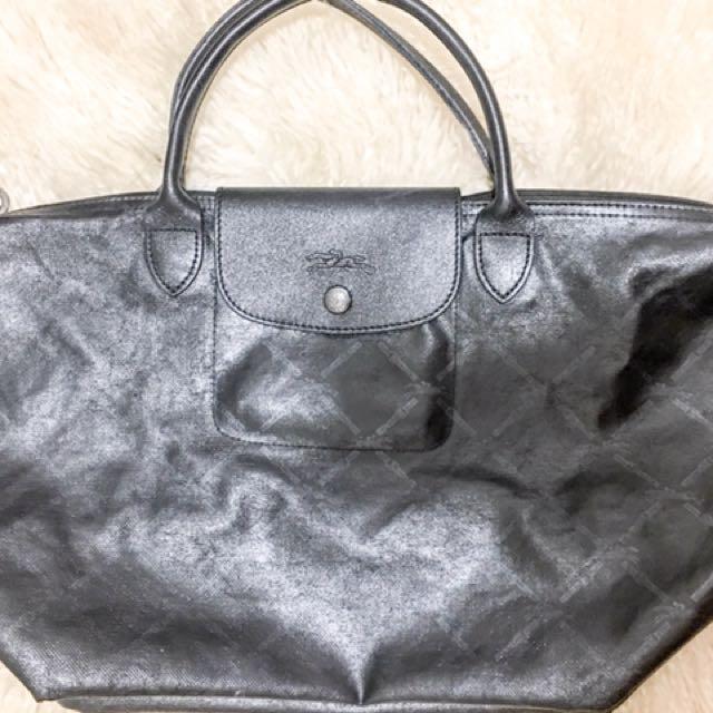 Longchamp AUNTHENTIC bag