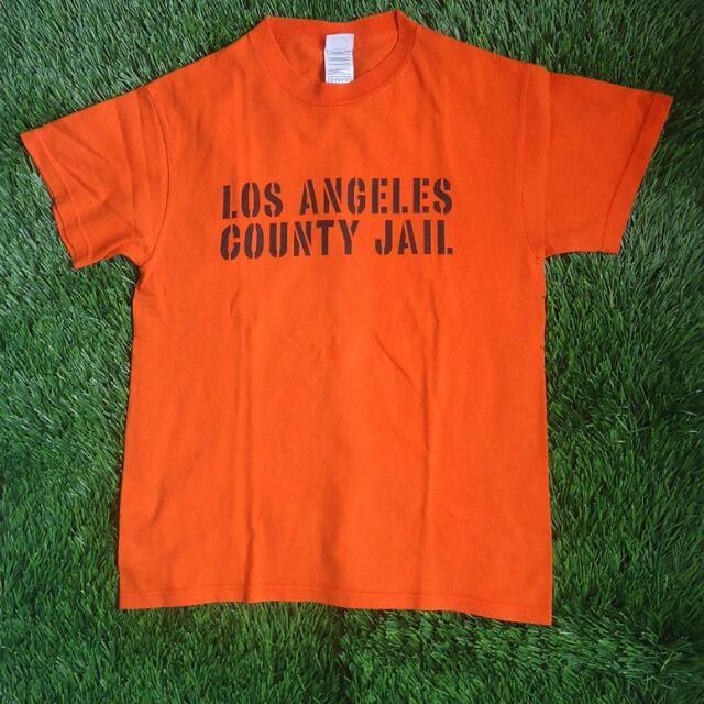 Los Angeles County Jail shirt