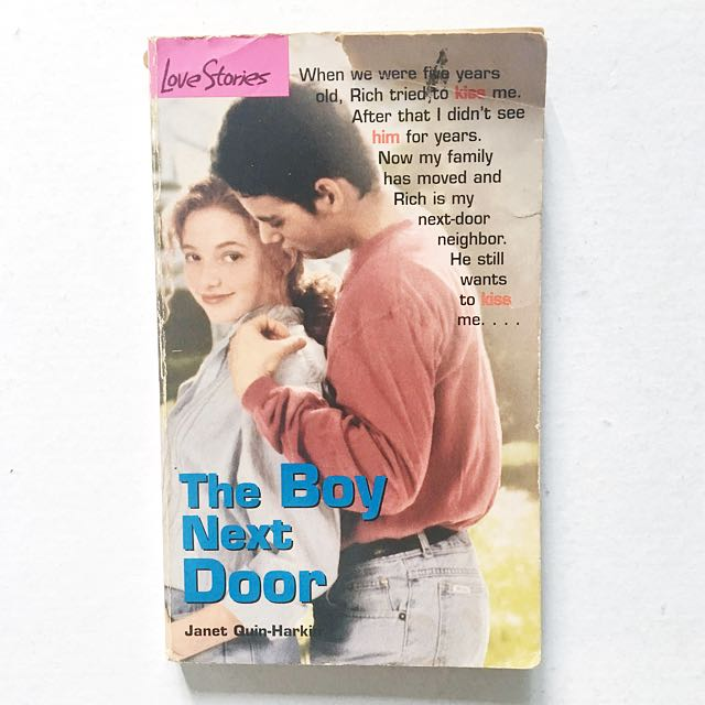 Love Stories #4: The Boy Next Door
