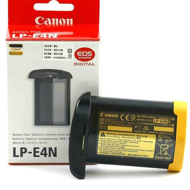 LP-E4N 相機電池