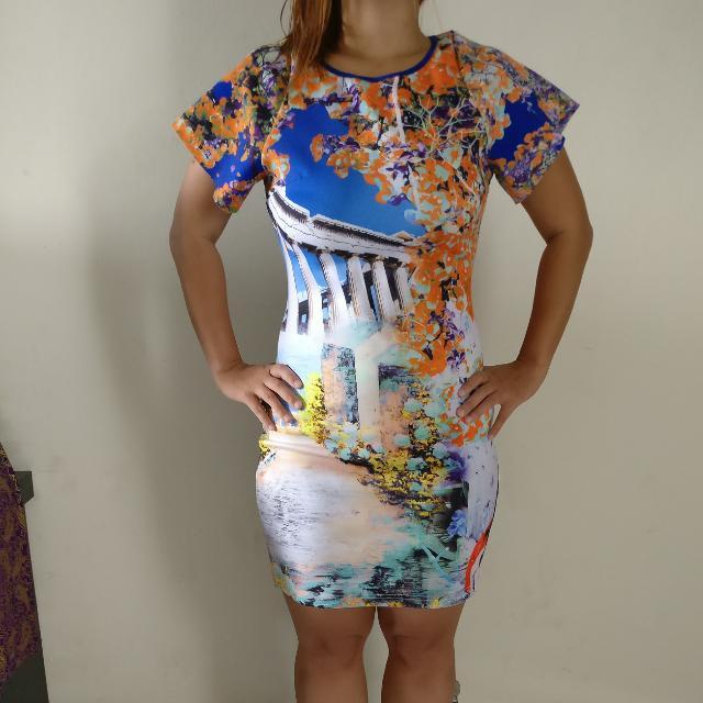 MDS Flowery Dress