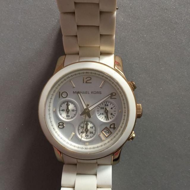 Michael Kors Watch 100% Authentic