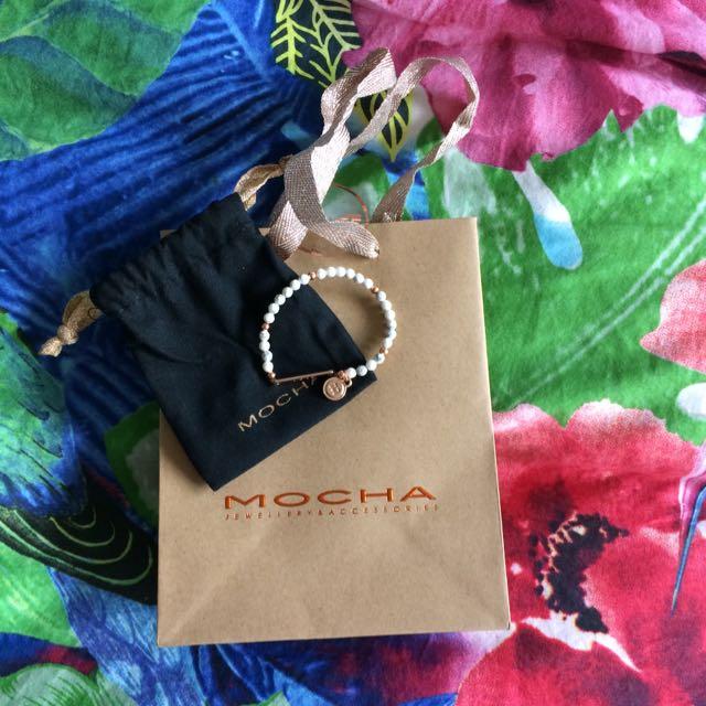 Mocha Bracelet