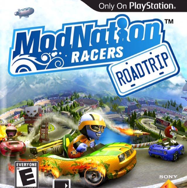Mod Nation for PS Vita
