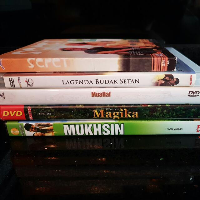 Movies On DVD (Malay)