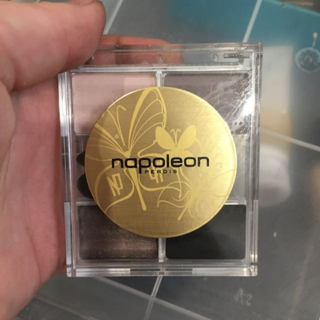 Napoleon Perdis Swan Lake Eyeshadow