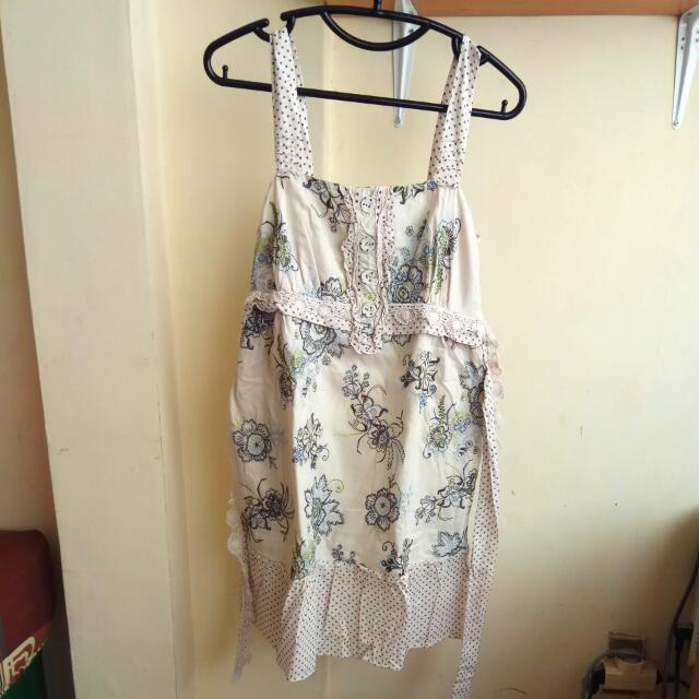 NEW LOOK - Casual Flower Spring Dress