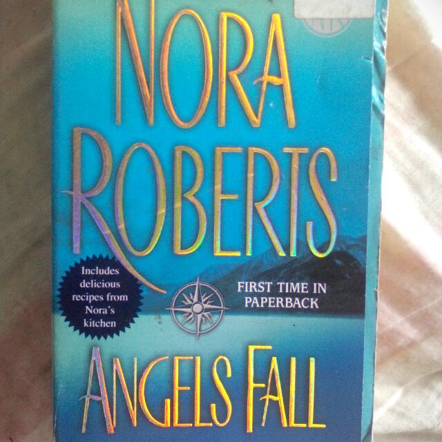 Nora Roberts - Angels Fall