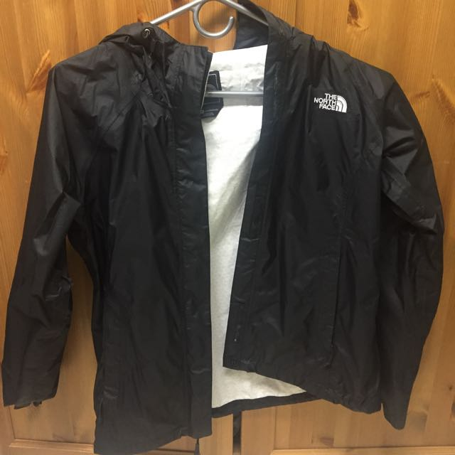 North Face Rain Coat Size Small