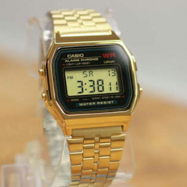 Original Casio A159G