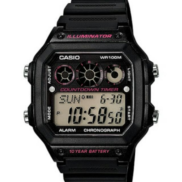 Original Casio AE1300