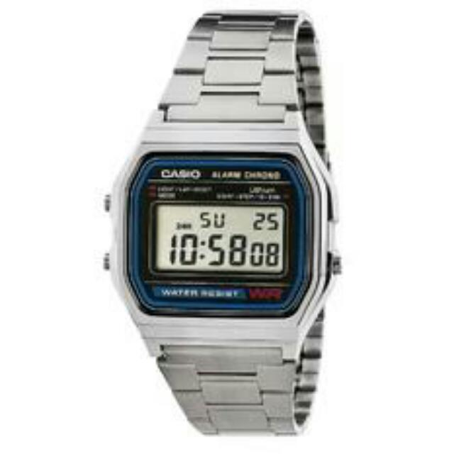 Original Casio A159S