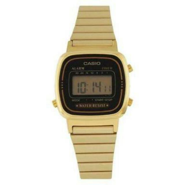 Original Casio LA670G