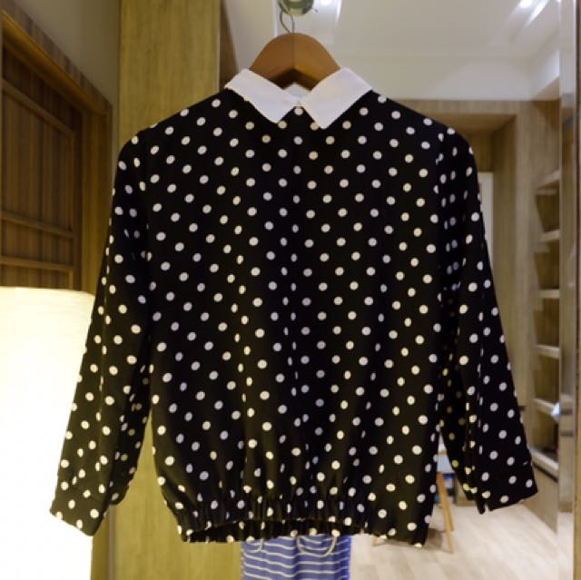 Polkadot Long Sleeve