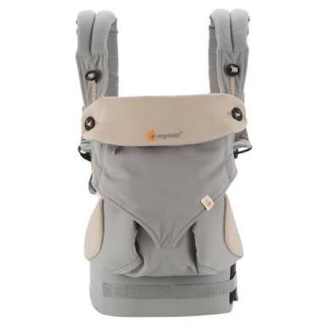 Preloved Manufacturer ergo baby carrier