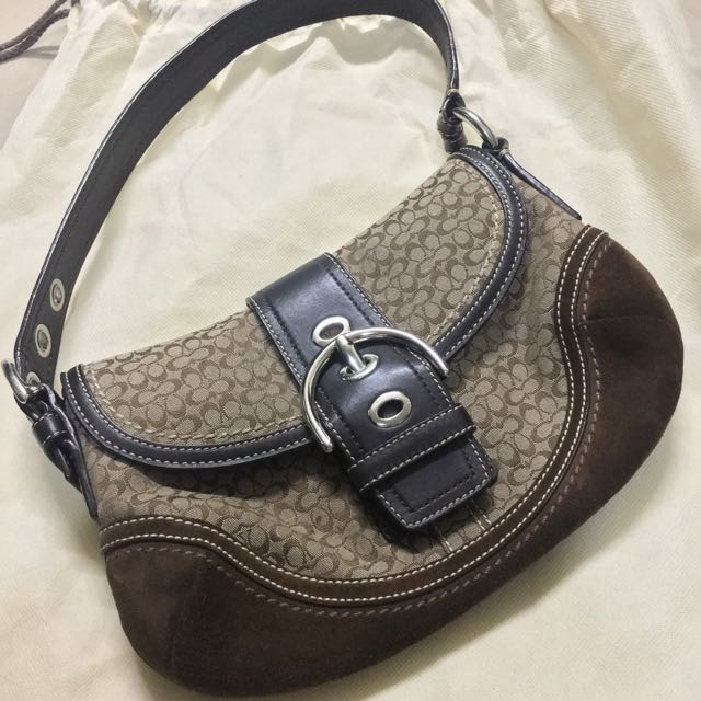 Preowned Coach Shoulder Bag