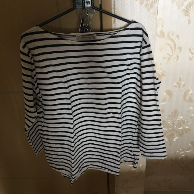 pull and bear long sleeve