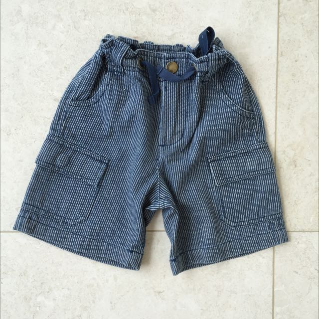 PUMPKIN PATCH BOYS SHORTS SIZE 3-4