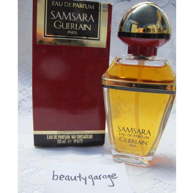 35da8ef02 RARE Guerlain Samsara 50ml EDP Eau de Parfum women perfume vintage old  formula !, Health & Beauty, Hand & Foot Care on Carousell