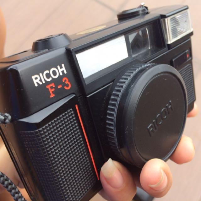 Ricoh F-3