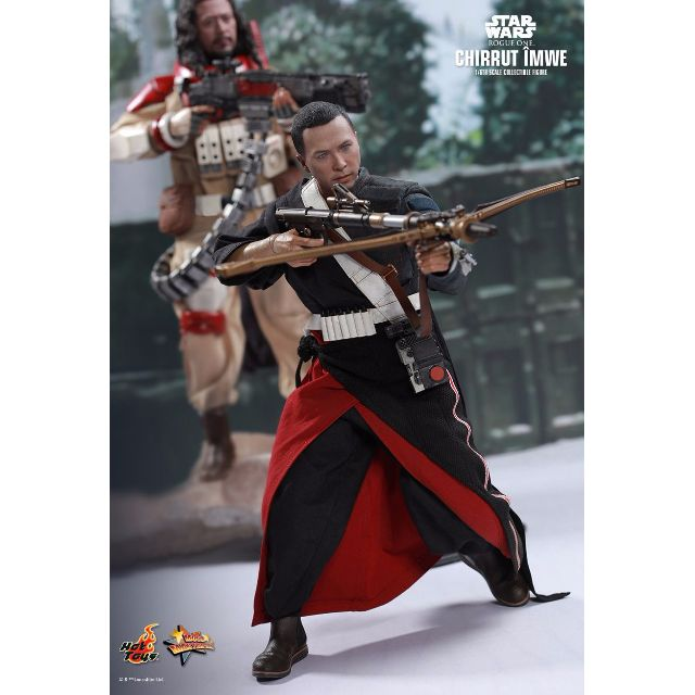 ROGUE ONE: A STAR WARS STORY CHIRRUT ÎMWE 1/6TH SCALE COLLECTIBLE FIGURE - Hot Toys