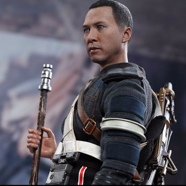 ROGUE ONE: A STAR WARS STORY CHIRRUT ÎMWE HOT TOYS