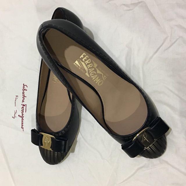 Salvatore Ferragamo Pump Shoe