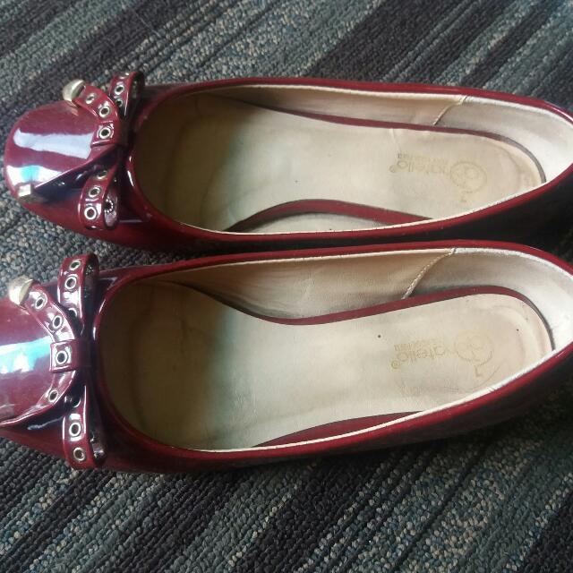 Sepatu Flat Donatello