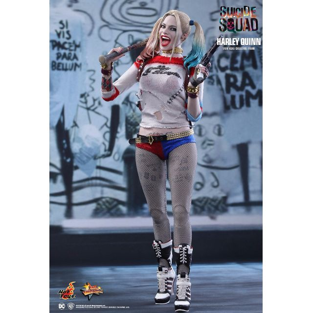 SUICIDE SQUAD HARLEY QUINN 1/6TH SCALE COLLECTIBLE FIGURE