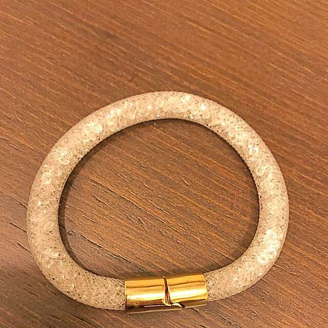 Swarovski Stardust Bracelet White