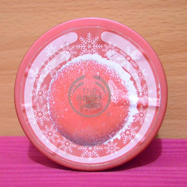 The Body Shop Frosted Berry Body Butter