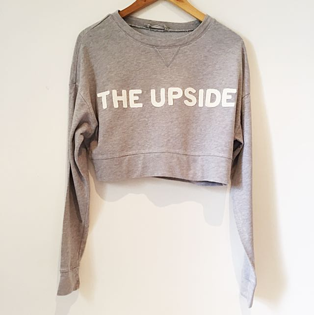 The Upside Crop Jumper