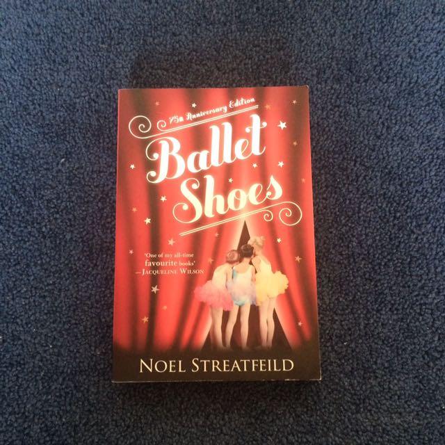 Three Noel Streatfeild Books