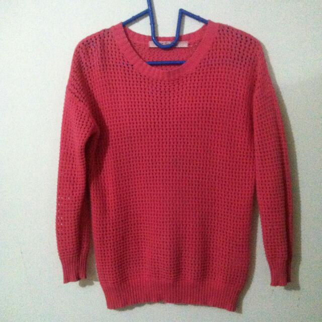 Tres Jolie Pink Knit by Minimal