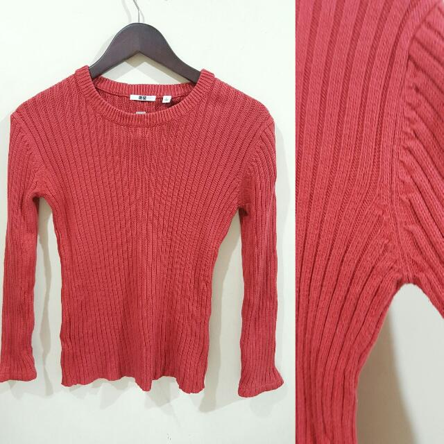 Uniqlo Knitted Sweater