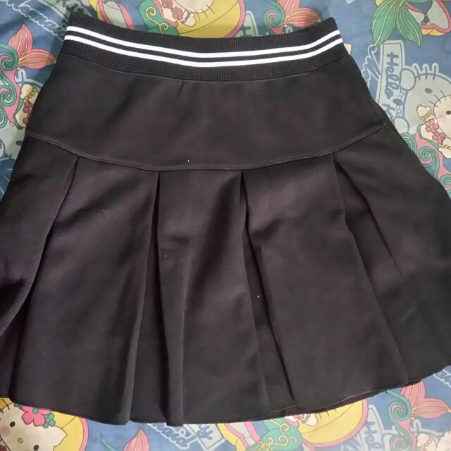 UNIQLO Soft Cheerleader  Style Skirt