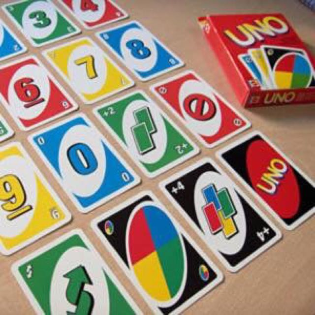 UNO cards only P80 bulk