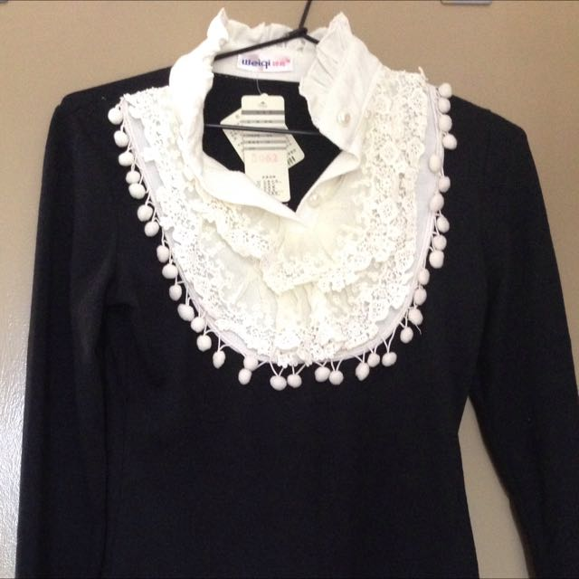 Victorian Style Blouse.