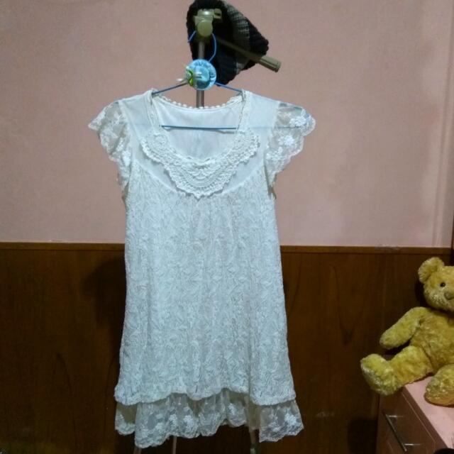 Vintage Laces Dress