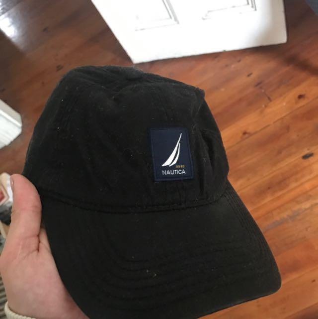 Vintage Nautica Dad Hat