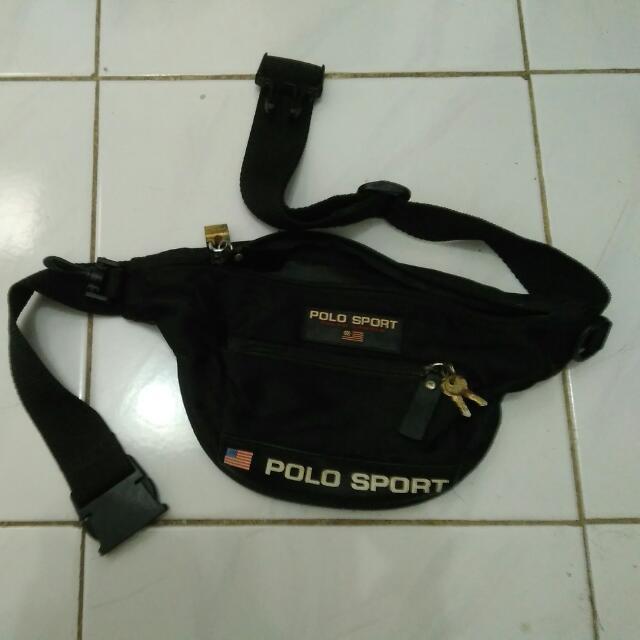 Waist Bag Polo Sport