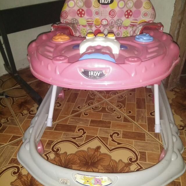Walker For Baby Girl