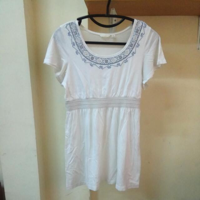 White Bohemian Tshirt